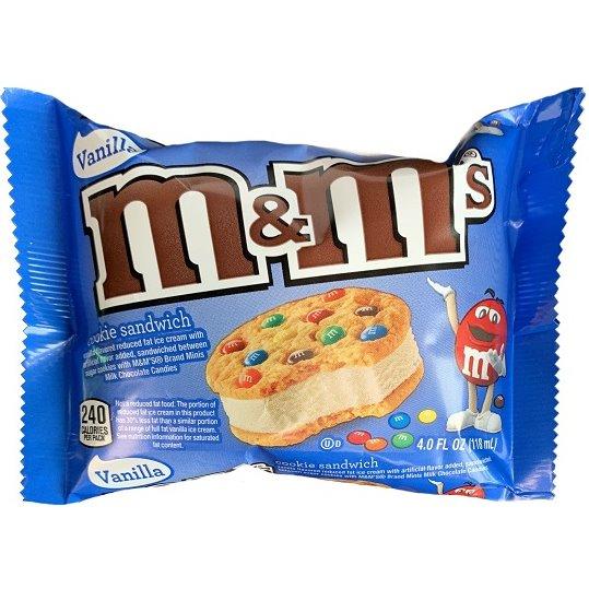 M&Ms Cookie Sandwich 4oz thumbnail
