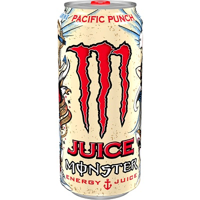 Monster Juice Pacific Punch 16oz thumbnail