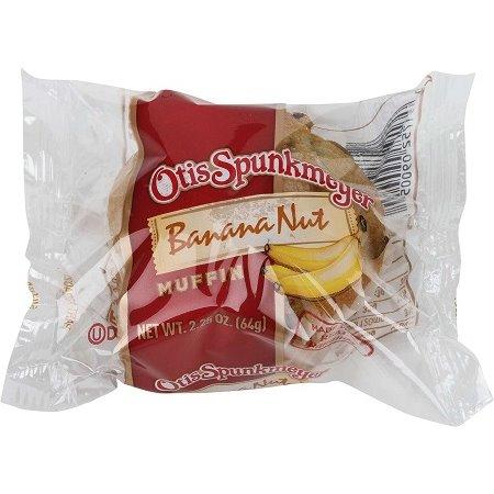 Otis Spunkmeyer Banana Nut Muffin thumbnail