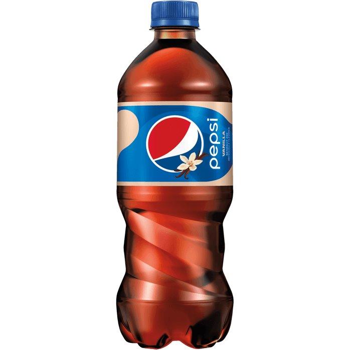 Pepsi Vanilla 20oz thumbnail