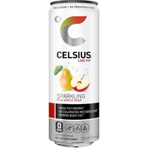 Celsius Spa Fuji App Pear 12oz-1206(12) thumbnail