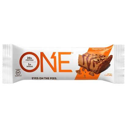 One Bar Peanut Butter Pie thumbnail
