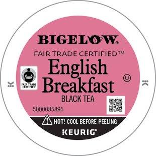 K-Cup Bigelow English Breakfast Tea thumbnail