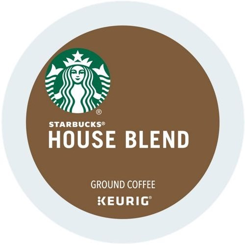 K-Cup Starbucks House Blend thumbnail