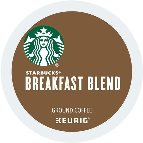 K-Cup Starbucks Breakfast Blend thumbnail