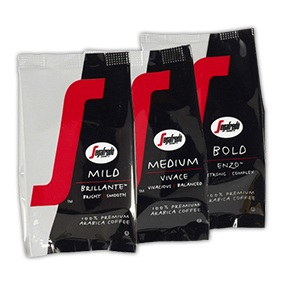 Segafredo Mild Brillante 42/2.5oz Frac Packs thumbnail