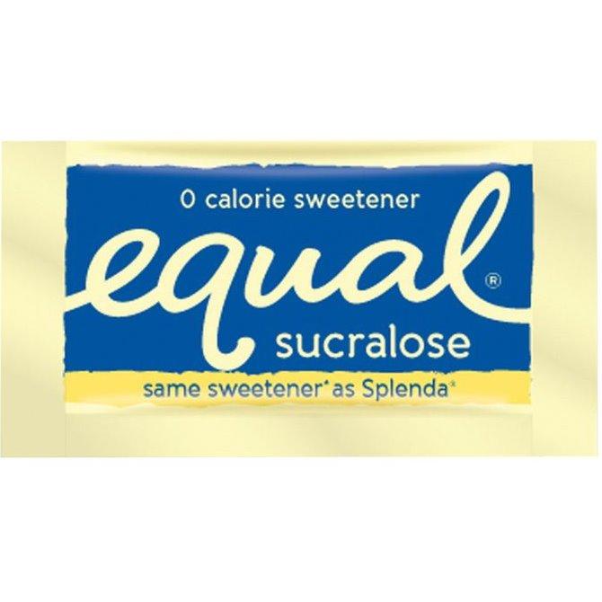 Equal Yellow Sucralose 2000ct thumbnail