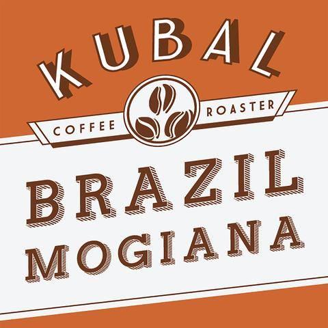 Kubal Coffee Brazil Bean 5 lbs thumbnail