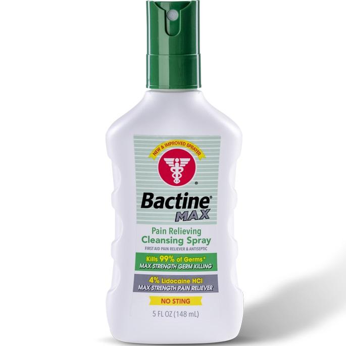 Bactine Org 1st Aid Liq 2pk thumbnail
