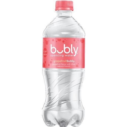 Bubly Water Grapefruit 20oz thumbnail