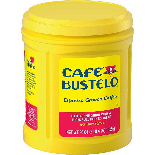 Cafe Bustelo 36oz Canister thumbnail