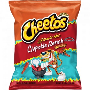 LSS Cheetos Flamin' Hot Chipotle Ranch thumbnail
