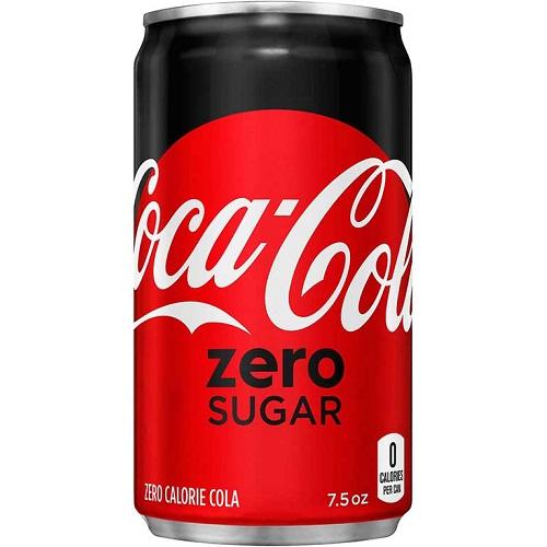 Coca-Cola Zero Sugar 7.5oz thumbnail