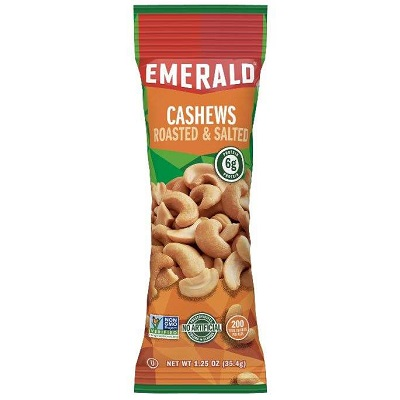 Emerald Roasted Salt Cashews thumbnail