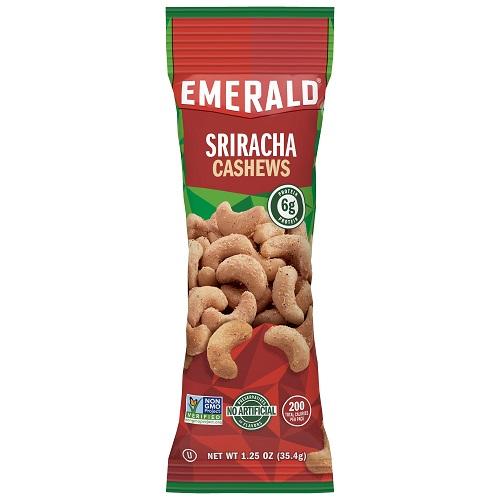 Emerald Sriracha Cashews thumbnail