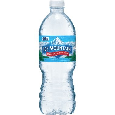 Ice Mountain Water 20oz thumbnail