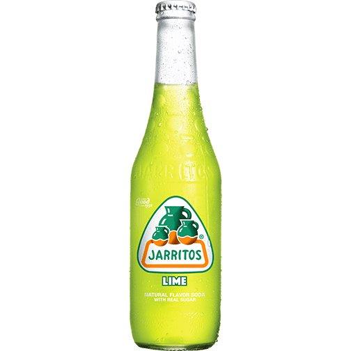 Jarritos Lime 16.9oz thumbnail