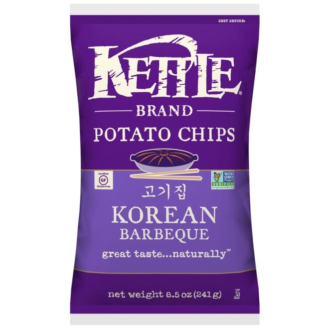 Kettle Brand Korean BBQ 2oz thumbnail