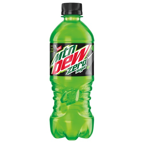 Mountain Dew Zero 20oz thumbnail