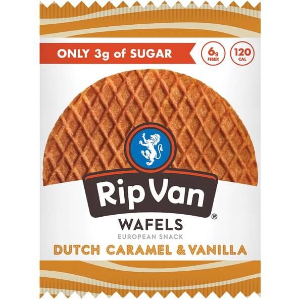 Rip Van Waffle Dutch Caramel & Vanilla thumbnail