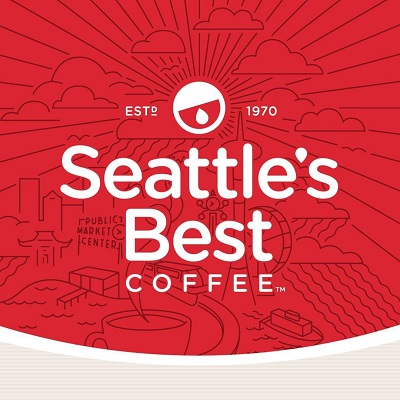Seattle's Best Henry Espresso Whole Bean 5lb thumbnail
