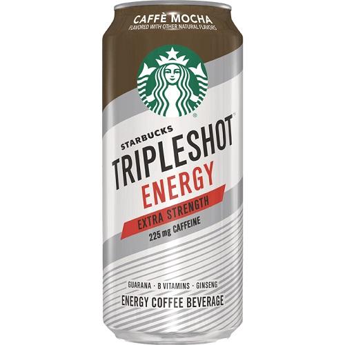 Starbuck's Triple Shot Espresso Caffe Mocha thumbnail