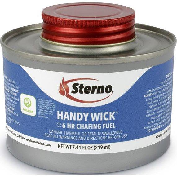 Sterno Handy Wick Fuel 12 Cans thumbnail