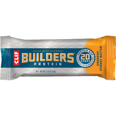 Clif Builder Bar Crunchy Peanut Butter thumbnail