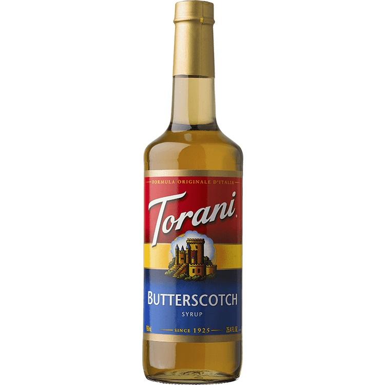 Torani Butterscotch 750 ml thumbnail
