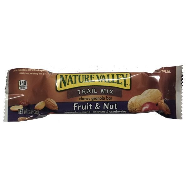 Nature Valley Fruit & Nut Bar thumbnail