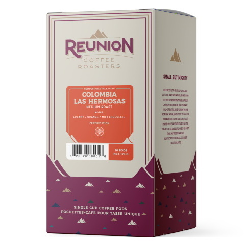 Reunion Island Pods Colombian Las Hermoas 16 ct thumbnail