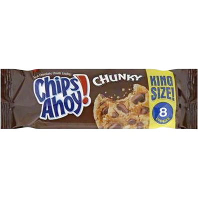 Chips Ahoy Chunky King Size thumbnail