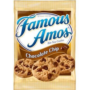 Famous Amos Chocolate Chip 3oz thumbnail