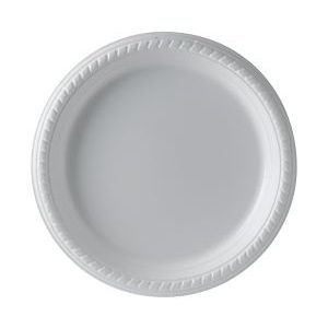 "10.25"" Foam Plate thumbnail"