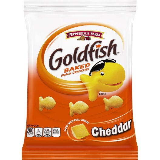 Pepperidge Farm Goldfish 2.25oz thumbnail