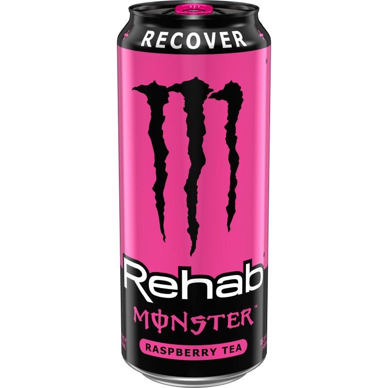 Monster Rehab Raspberry Iced Tea thumbnail