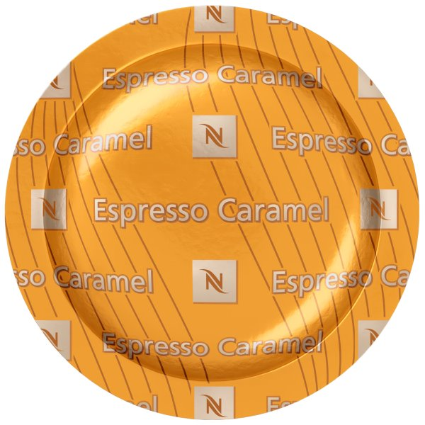 Nespresso Espresso Caramel 50ct thumbnail