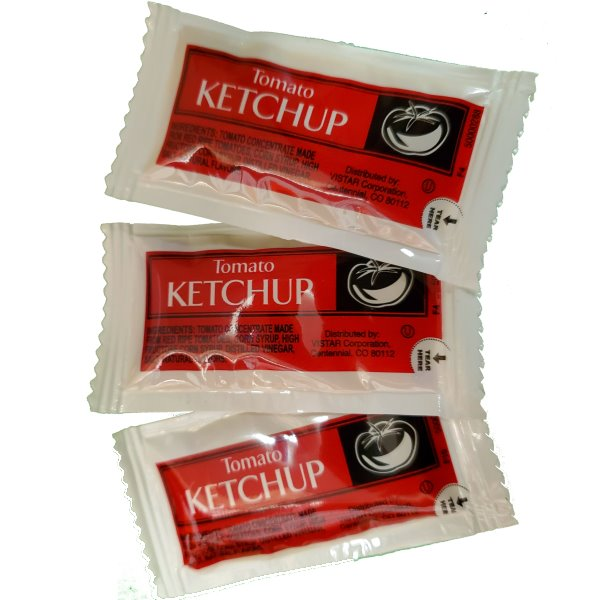 Vistar Ketchup Packets thumbnail