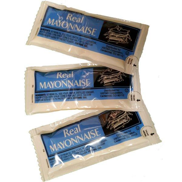 Vistar Mayonnaise Packets thumbnail