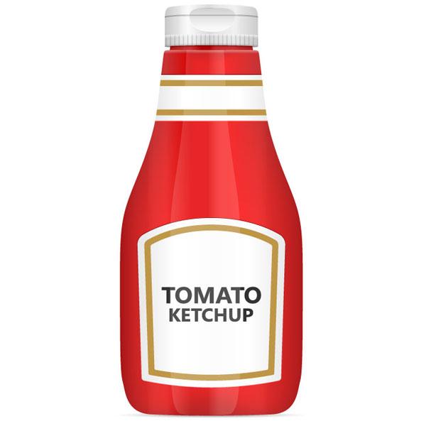 Ketchup Bottles - 16 pk thumbnail