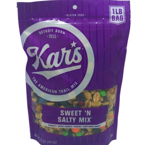 Kar Nuts Sweet n' Salty Select Mix (Case of (6) 16oz bags) thumbnail