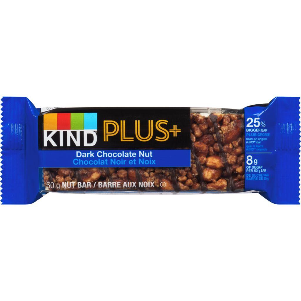 Kind Plus Bar Dark Chocolate Nut thumbnail