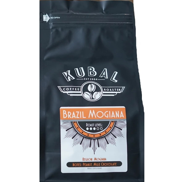 Cafe Kubal Brazil WB 1/12oz thumbnail
