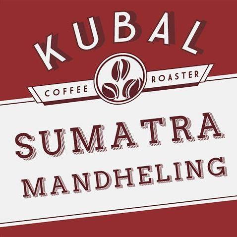Cafe Kubal Sumatra Whole Bean 12oz thumbnail