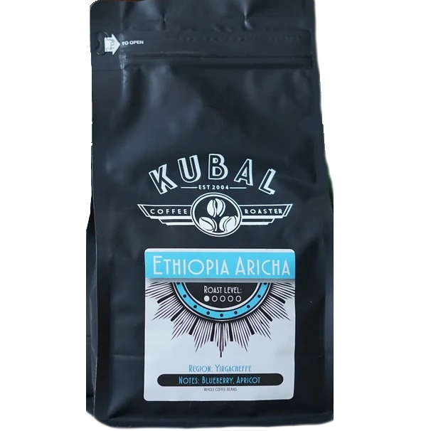 Cafe Kubal Ethiopia WB 1/12oz thumbnail