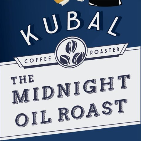 Cafe Kubal Midnight Oil WB 1/5lb thumbnail