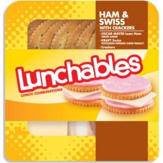 Lunchables Ham & Swiss thumbnail