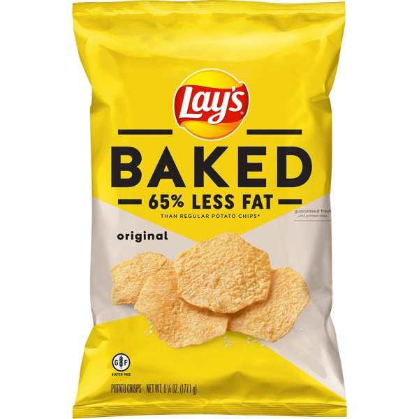 Baked Lays Crisps Reg XVL thumbnail