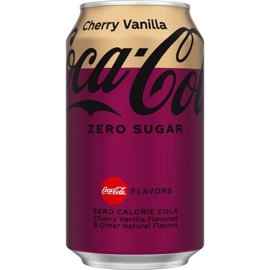 Coke Cherry Vanilla Zero thumbnail