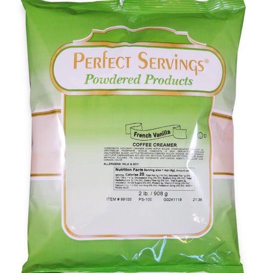 Perfect Servings French Vanilla Creamer 2lb thumbnail